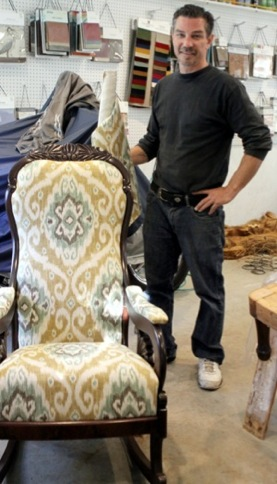 jim chollette nh reupholstery